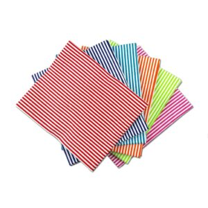 Bright Stripes Fat Quarters (1474)