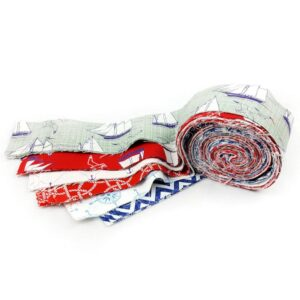 Nautical Rose - Fabric Rolls (2077)