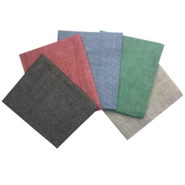 Yarn Dyed Fat Quarters (2239)