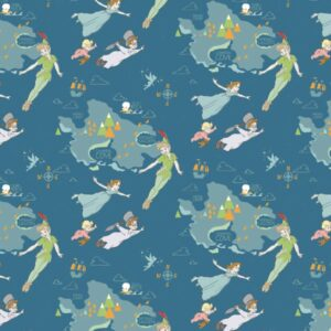 Peter Pan - Disney - Cotton Pring (2262)