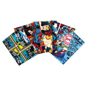 DC Comics - Fat Quarters (23400307)
