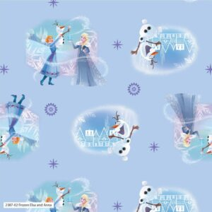 Frozen - Disney - Cotton Print (2387)