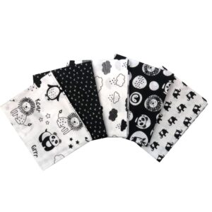 Monochrome Zoo - Fat Quarters (2398)