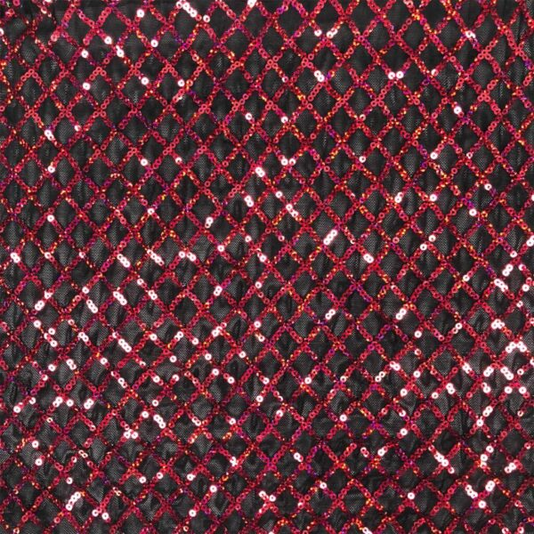 Dia Sequin - Nylon Spandex Mesh (2421)