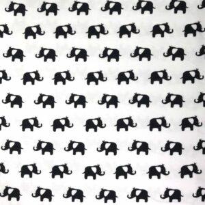Zoo Elephant - Cotton Spandex (2436)