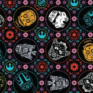 Sugar Skull - Star Wars - Poly Fleece (73010311)